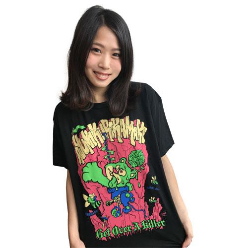 Get Over A Killer Tシャツ