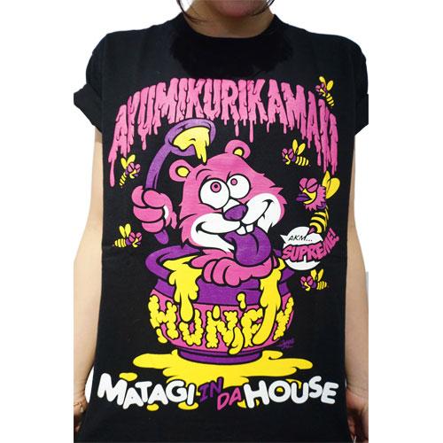 MATAGI IN DA HOUSE Tシャツ/PINK
