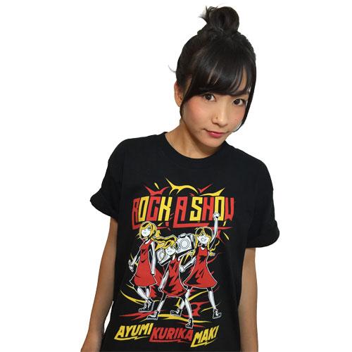 ボクらの熊魂2017限定 ROCK A SHOW Tシャツ