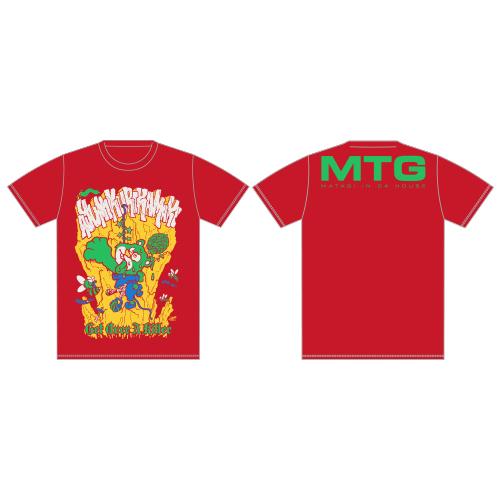 Get Over A Killer Tシャツ/クリスマス限定カラーver.