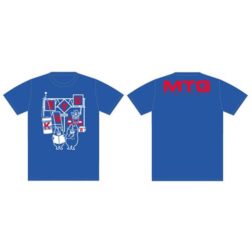 作業員のミッツTシャツ