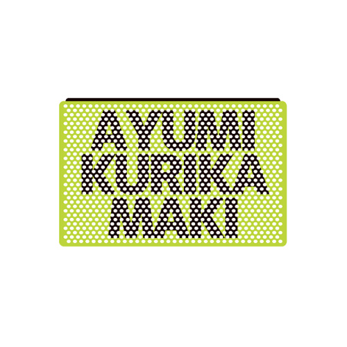 AYUMIKURIKAMAKI メッシュポーチ
