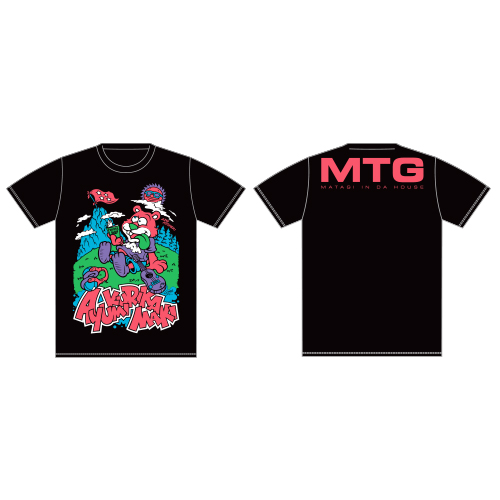 HIGHER and HIGER Tシャツ
