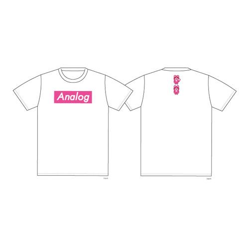 Analog Tシャツ ホワイト