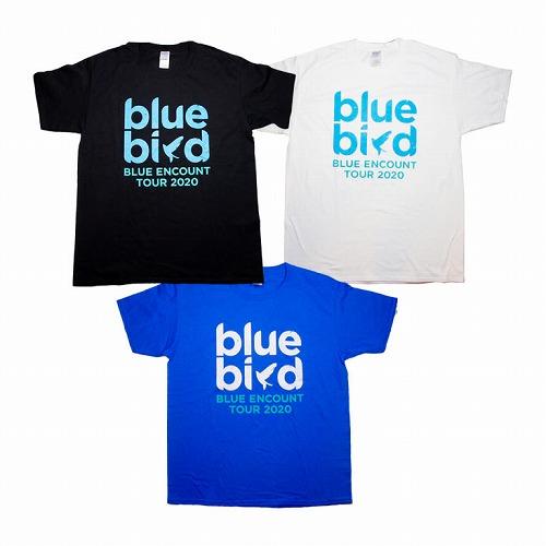TOUR2020 blue birdツアーTシャツ