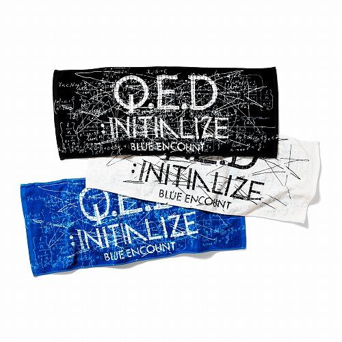2021~Q.E.D:INITIALIZE~フェイスタオル