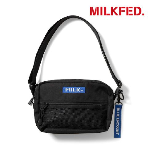 MILKFED. x BLUE ENCOUNT SHOULDER BAG