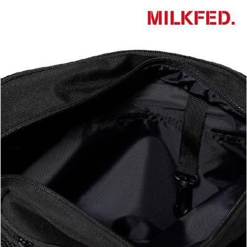 MILKFED. x BLUE ENCOUNT SHOULDER BAG