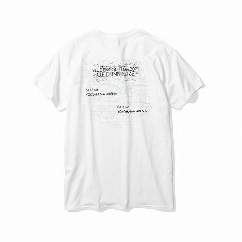 2021~Q.E.D:INITIALIZE~Tシャツ