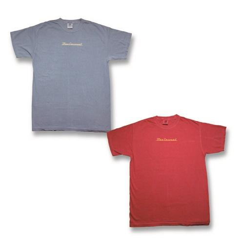 2019年夏フェス シンプルロゴTシャツ