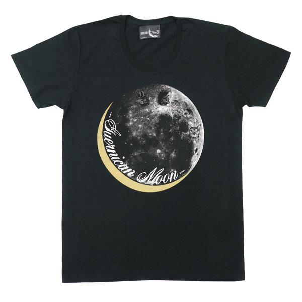 Guernican Moon UネックTシャツ【TOUR No.0】