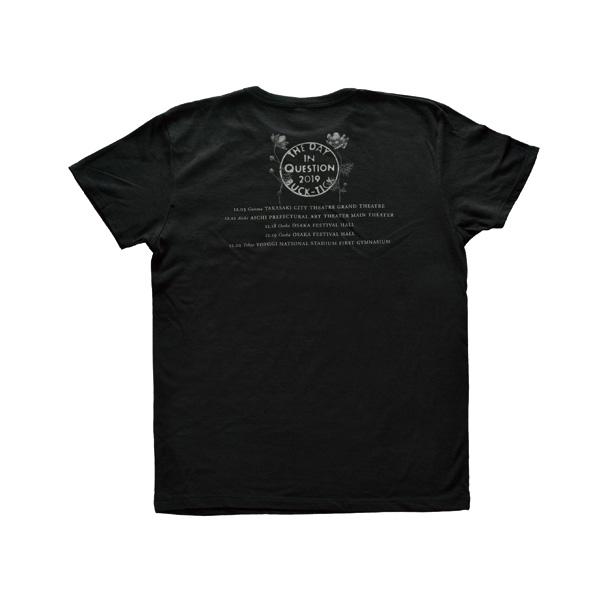 フラワーズTシャツ【THE DAY IN QUESTION 2019】