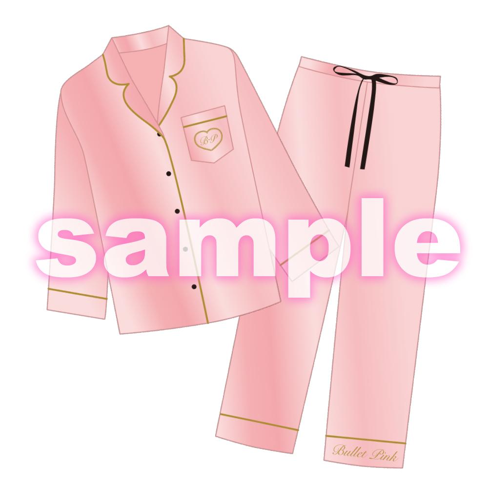 BULLET PINK Pajamas