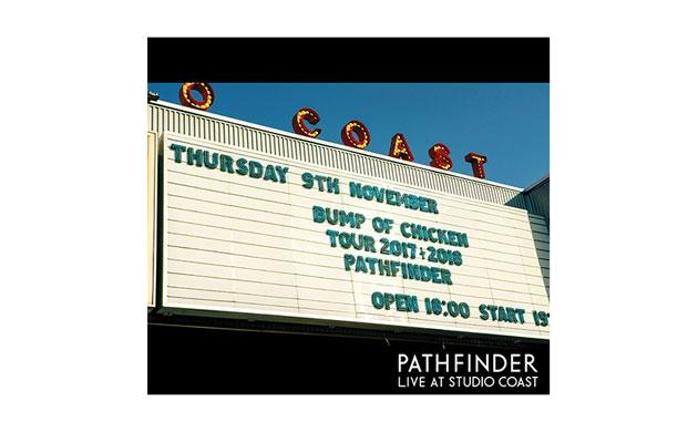 BUMP OF CHICKEN PATHFINDER LIVE AT STUDIO COAST(Blu-ray Disc)