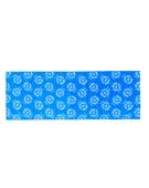 Logo Sports Towel BLUE