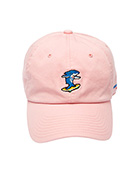 MARIN SCHOOL 6panel Cap PINK