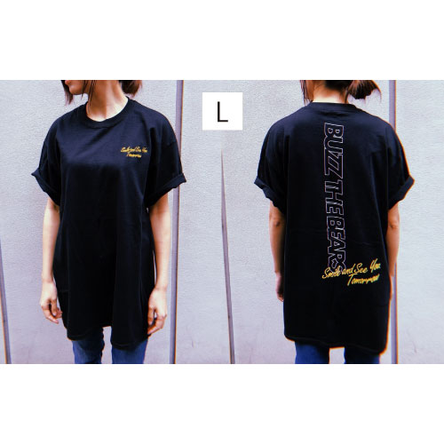 2018 Official T-shirts/black