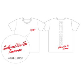 2018 Official T-shirts/white