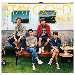 CNBLUE 6th Album「STAY GOLD」【初回限定盤A】