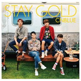 CNBLUE 6th Album「STAY GOLD」【初回限定盤A】