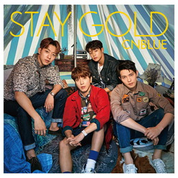 CNBLUE 6th Album「STAY GOLD」【初回限定盤B】