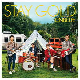CNBLUE 6th Album「STAY GOLD」【通常盤】