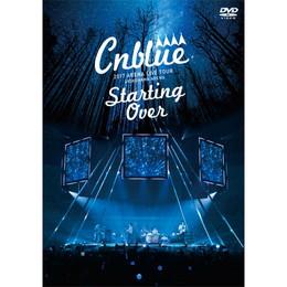 CNBLUE 2017 ARENA LIVE TOUR -Starting Over- @YOKOHAMA ARENA【通常盤DVD】