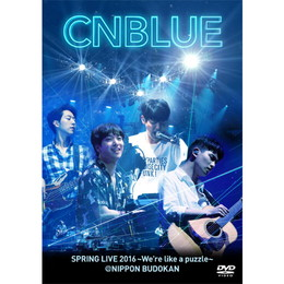 SPRING LIVE 2016~We're like a puzzle~@NIPPON BUDOKAN【BOICE盤DVD】