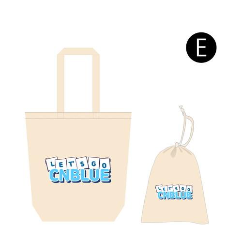 [CNBLUE]バッグ&巾着セット