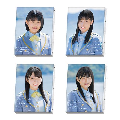 STU48 個別キャンバスボード(新制服)