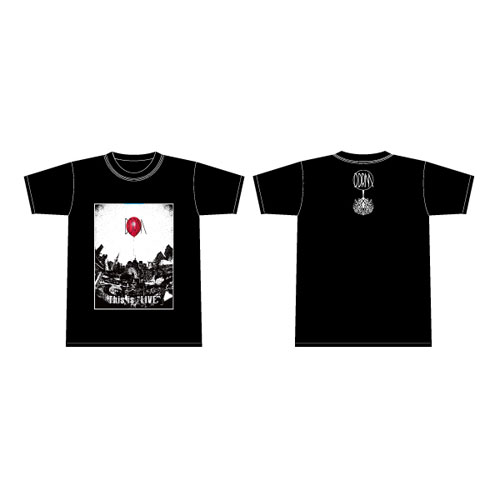 "【DADAROMA】「This is ""LIVE""」Tシャツ"