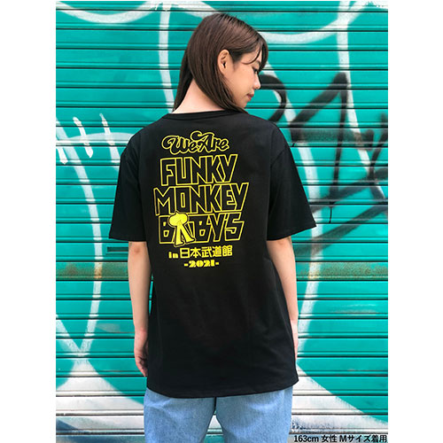 We Are T-shirt -日本武道館ver.-