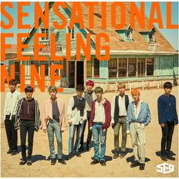 SF9 JAPAN 1st アルバム「Sensational Feeling Nine」【初回限定盤】