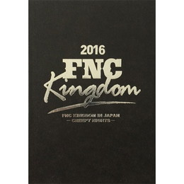 2016 FNC KINGDOM IN JAPAN -CREEPY NIGHTS-(5枚組DVD) 【AOA】