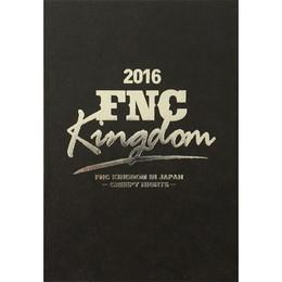 2016 FNC KINGDOM IN JAPAN -CREEPY NIGHTS-(3枚組Blu-ray) 【通常盤】