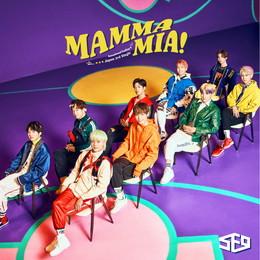 SF9 3rd single 「マンマミーア!」【初回限定盤A】