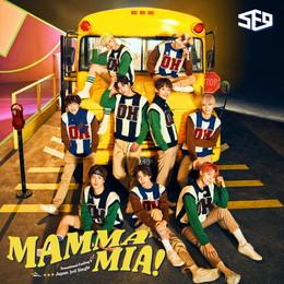 SF9 3rd single 「マンマミーア!」【通常盤】