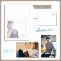ジョン・ヨンファ オリジナルレターセット「Y's love letter」