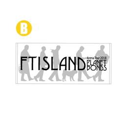 フェイスタオルB【FTISLAND Arena Tour 2018 -PLANET BONDS-】