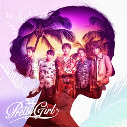 FTISLAND 18th Single「Pretty Girl」【通常盤】