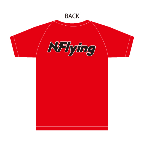 Tシャツ【N.Flying ONE MAN LIVE IN JAPAN】