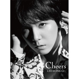 LEE HONG GI(from FTISLAND)2nd ALBUM 『Cheers』【初回限定盤】