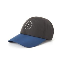 POKER FACE PADDING BALL CAP(ブラック)【18FW SKULL HONG】