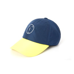 POKER FACE PADDING BALL CAP(ブルー)【18FW SKULL HONG】