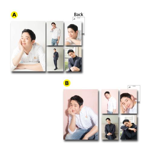ポストカード5枚セット【チョン・ヘイン 1st FAN MEETING IN JAPAN】