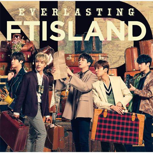 FTISLAND 9th ALBUM『EVERLASTING』【Primadonna盤】