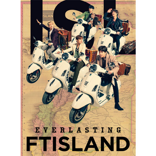 FTISLAND 9th ALBUM『EVERLASTING』【初回限定盤A】