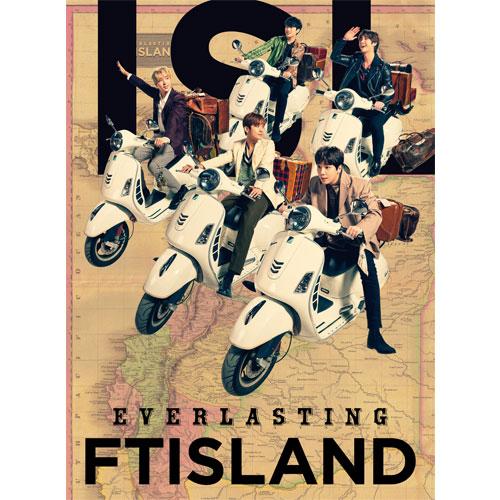 FTISLAND 9th ALBUM『EVERLASTING』【初回限定盤A】