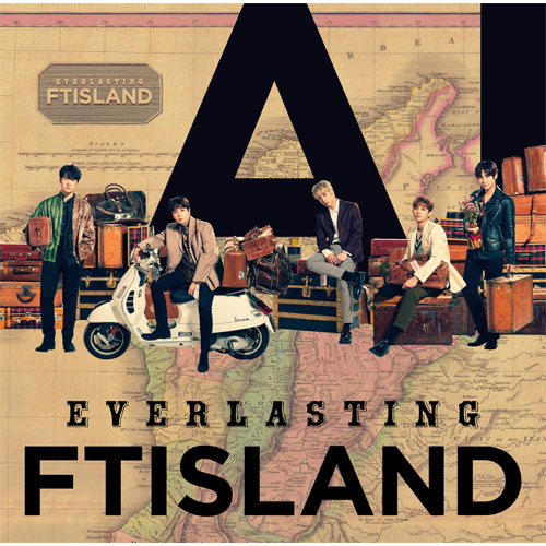 FTISLAND 9th ALBUM『EVERLASTING』【初回限定盤B】