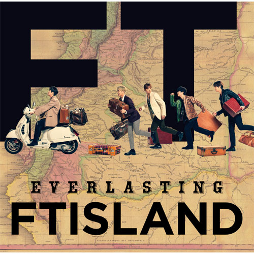 FTISLAND 9th ALBUM『EVERLASTING』【通常盤】